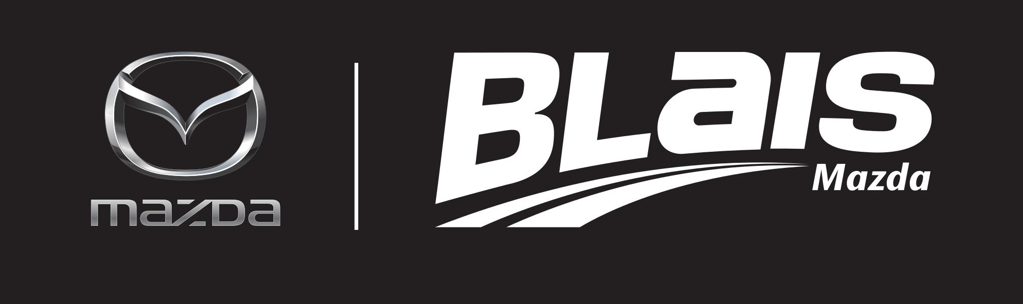 Blais_Mazda_logo