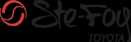 LOGO STE-FOY TOYOTA
