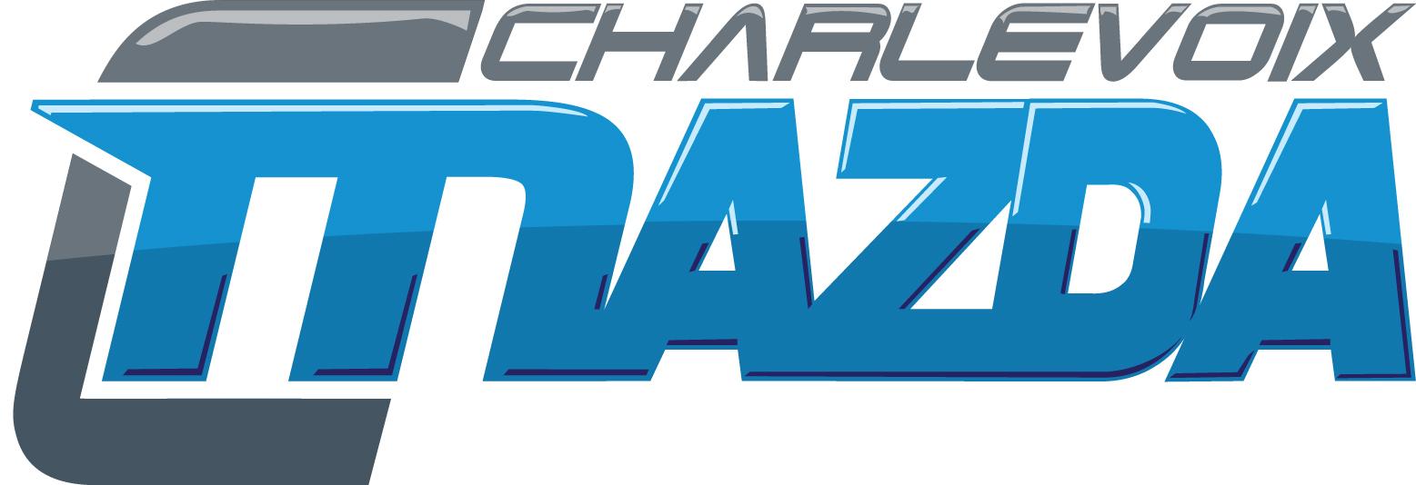 Logo Charlevoix Mazda
