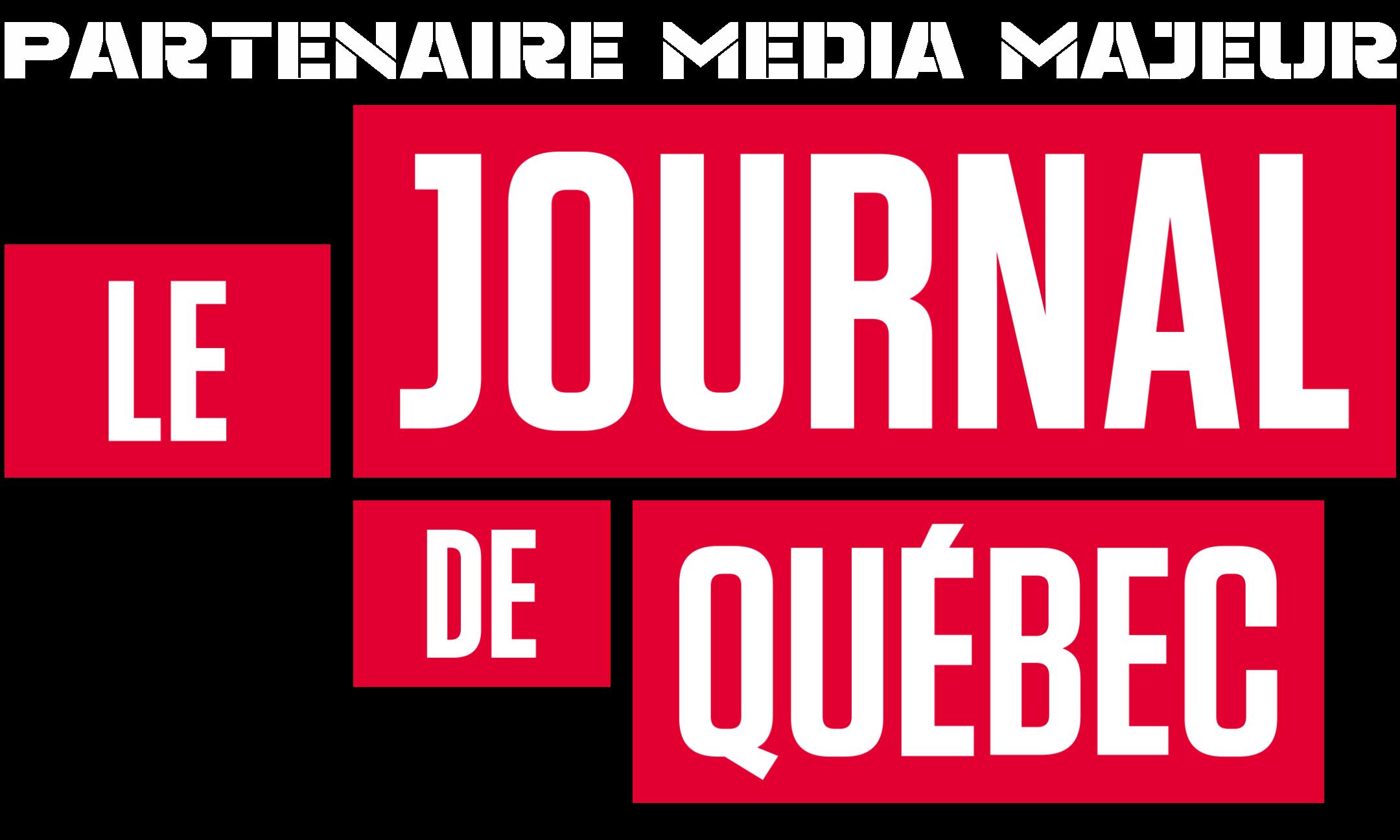 Partenaire média majeur JDQ blanc