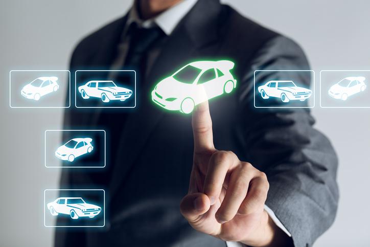 achat de véhicule en ligne